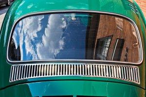 rear windshield glass
